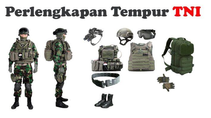 Pakaian Perang TNI