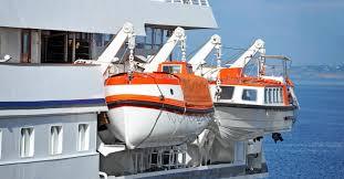 Sekoci penyelamat (life boat) Alat Keselamatan diatas Kapal