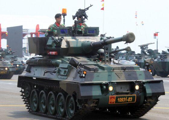 Alat Canggih Perlengkapan Perang Militer Indonesia